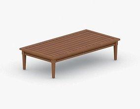 0936 - Outdoor Table 3D asset