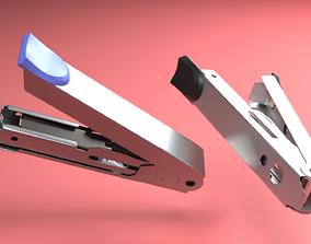 tools Stapler 3D model