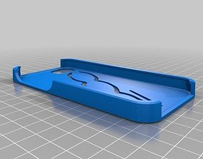 3D printable model Fiat 500 iphone case