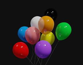 BALLOONS 3D PBR