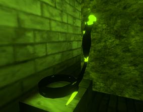 3D asset Cobra Torch