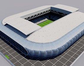 3D model Stade Pierre-Mauroy - Lille - France