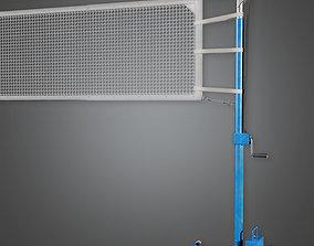 SAG - Volleyball Net 01 - PBR Game Ready 3D model