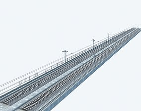 model Highspeed Railway