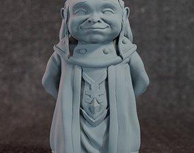 DUNGEON MASTER 3D print model