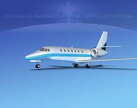 Cessna C680 Citation Soveriegn V13 3D model