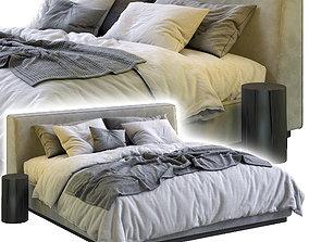 Alberta bed Dion 3D