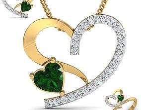 Women ring earrings pendant 3dm 5