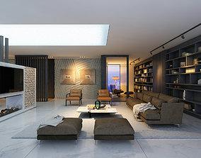living HT Penthouse 3D