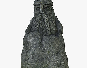 3D model Celtic Idol 10