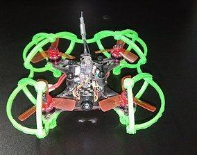 3D printable model Propeller guard ARF Kingkong 90GT 2