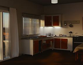 3D model Morning Apartment
