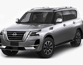3D Nissan Patrol 2020