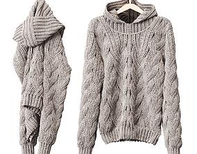 3D Sweater 2