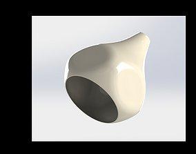 decoration 3D printable model Chandelier