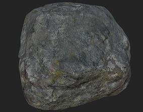 Lowpoly Rocks 3D asset