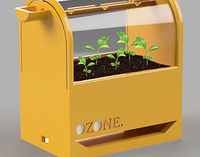 OZONE - THE ULTIMATE GREENHOUSE FOR 3D printable model 1