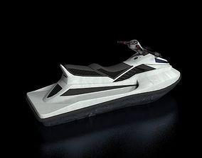 3D model Jet ski 1