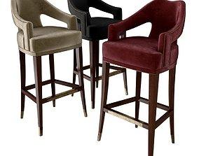3D Brabbu n20 Bar chair
