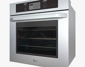 3D model LG LSWS305ST
