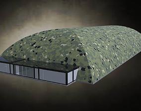 Ice Hockey Arena 3D model