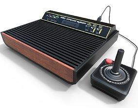 Atari 2600 3D asset