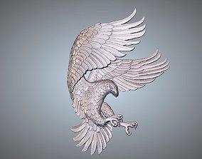 eagle 3D printable model EAGLE