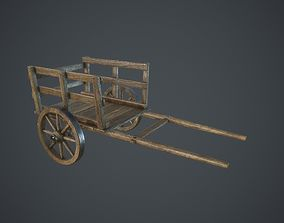 3D model Small Cart