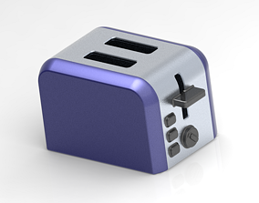 3D printable model Classic Toaster