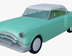 3D Historical car