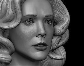 Wanda Maximoff - Scarlet Witch - Elizabeth Olsen 3D