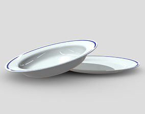3D model realtime Plates