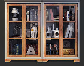 3D model Bookcase sideboard Country Club Flai