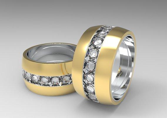 Gem Ring Design