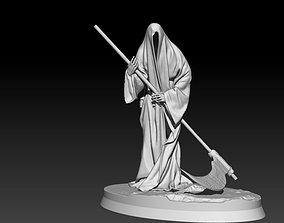 3D print model Nighthaunt Endless Spell Grim reaper Scythe