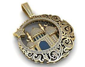 pendants jewellery 3D printable model Pendant