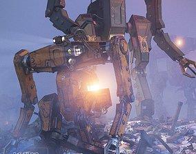 Titan Mecha 3D model