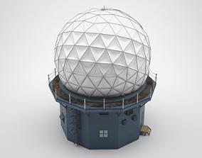 3D radome Antenna Radome