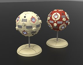 Jedi Training Remote - 3D Files