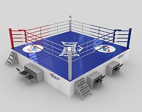 3D Boxing Ring games