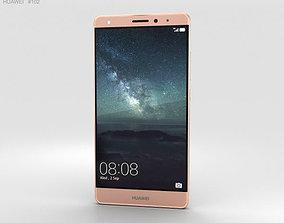 Huawei Mate S Rose Gold 3D model