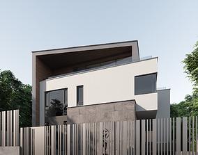 design 3D Modern Villa