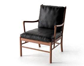 PJ-149 1 Colonial Chair 3D