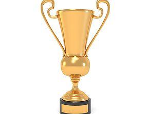 3D Golden Champion Cup Winner 2