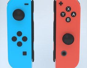 Nintendo Switch Joy-Con Controller 3D