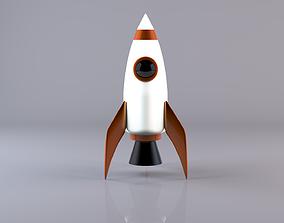 3D Spaceship air