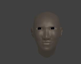 3D model HEAD1