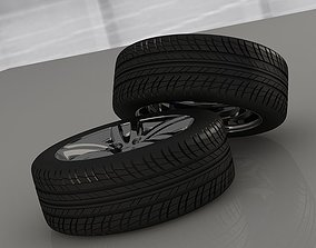 Car tyre model