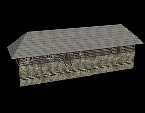 willage 3D asset realtime House