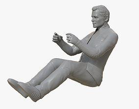 3D print model Car Driver